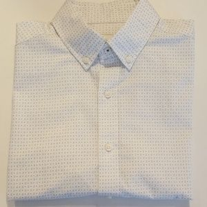 Ben Sherman Tailored Skinny Fit Shirt 15.5